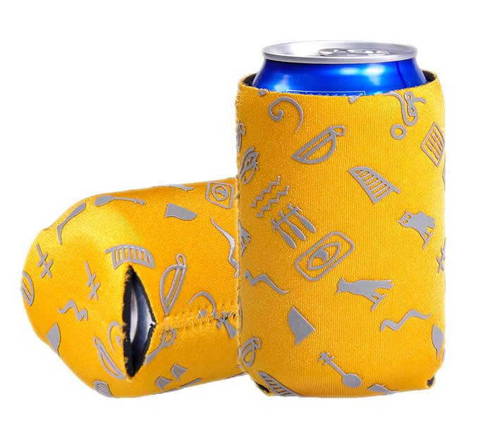 Collapsible Can Koozies