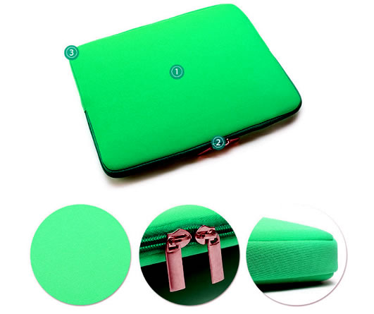 high quality neoprene laptop sleeves