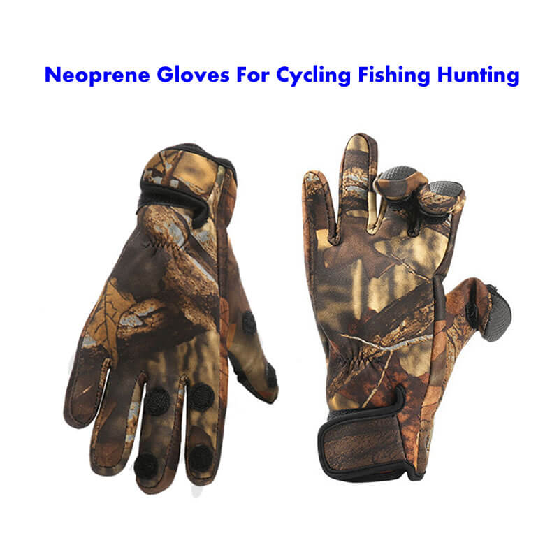 neoprene cycling gloves