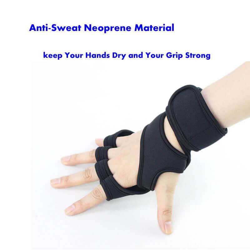 neoprene gym gloves